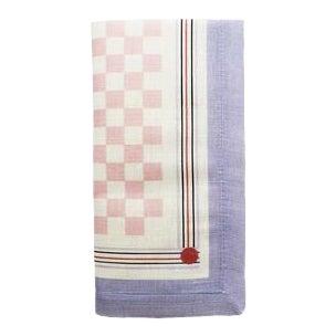 The Pandora Cotton Linen Napkin For Sale