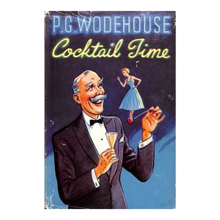 Cocktail Time Book For Sale