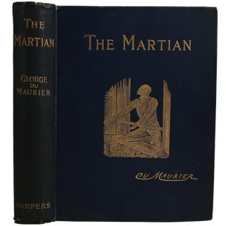 """1898 """"The Martian"""" Collectible Book For Sale"""