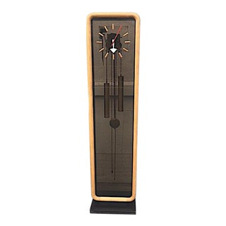 Howard Miller Modern Grandfather Clock For Sale
