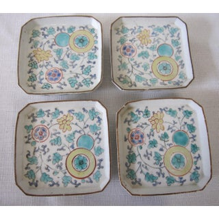 Antique Chinese Trays - Set of 8 Preview