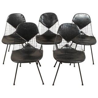 Pair 1940s Eames Bikini Chairs For Sale