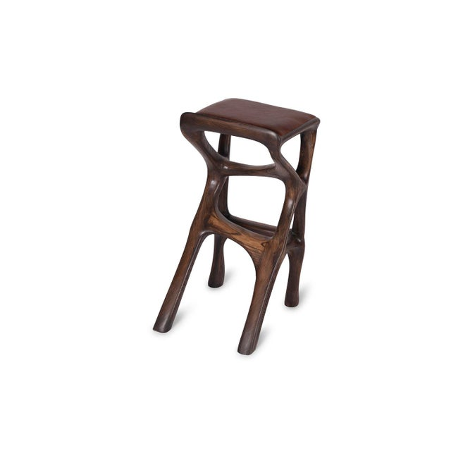 Not Yet Made - Made To Order Custom Chimera Barstool For Sale - Image 5 of 8