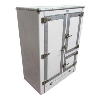 Challenge Iceberg Ice Box Refrigerator For Sale