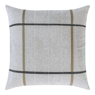 Louise Gray Throw Pillow No. 4