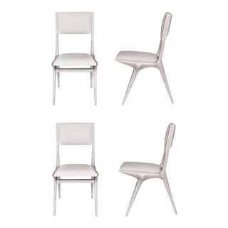 Set of Four Boone Dining Chairs For Sale