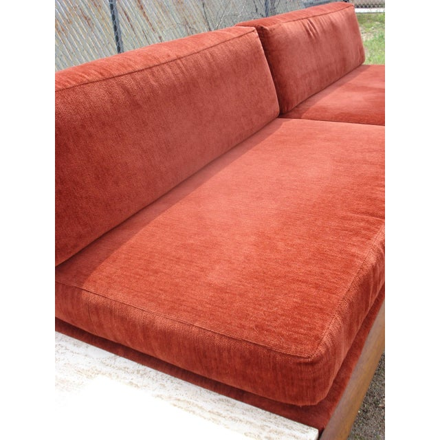 Adrian Pearsall-Style Platform Sofa - Image 6 of 11