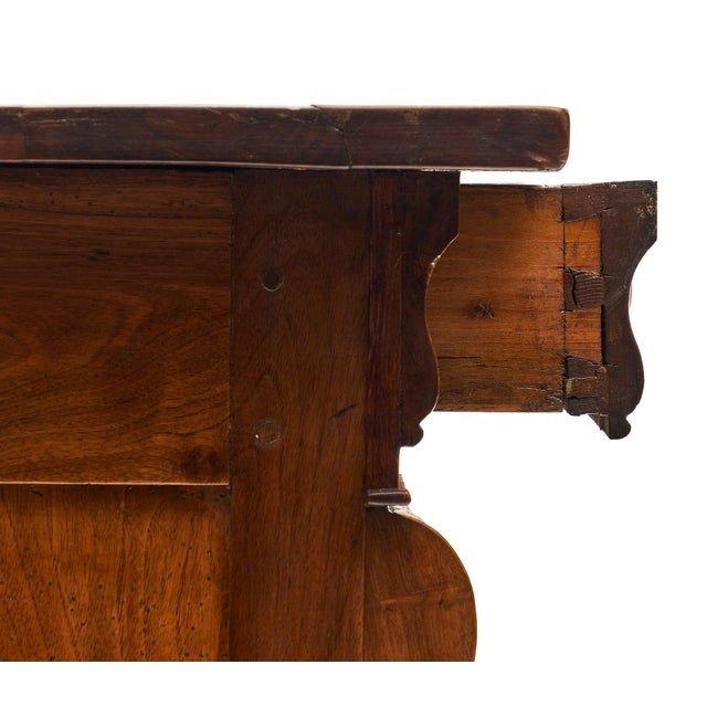 Brown Rhone Valley Restauration Period Buffet For Sale - Image 8 of 11