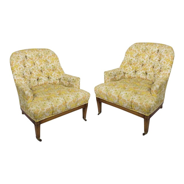 Pair of 1940s Tub Chairs - Image 1 of 11