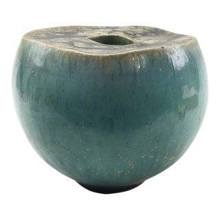 John Ransmeier Sculptural Pottery Vessel For Sale