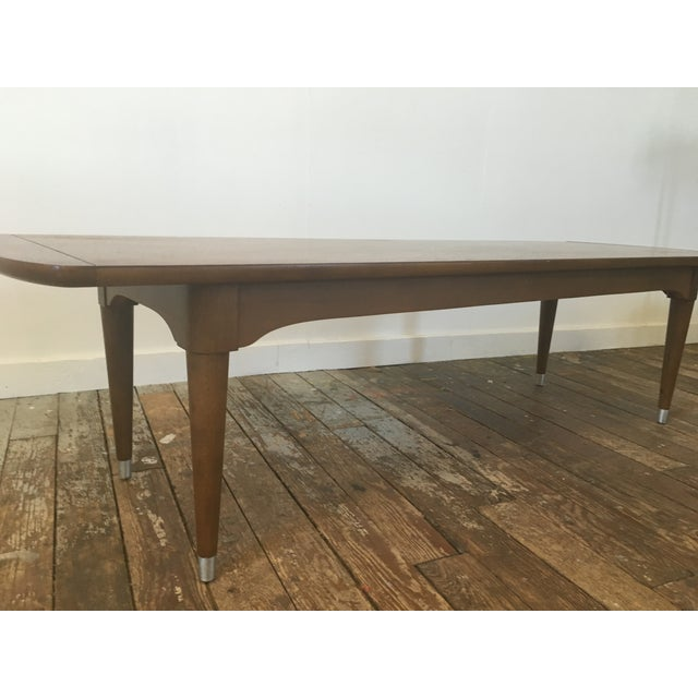B.P. John Mid-Century Coffee Table For Sale - Image 4 of 7