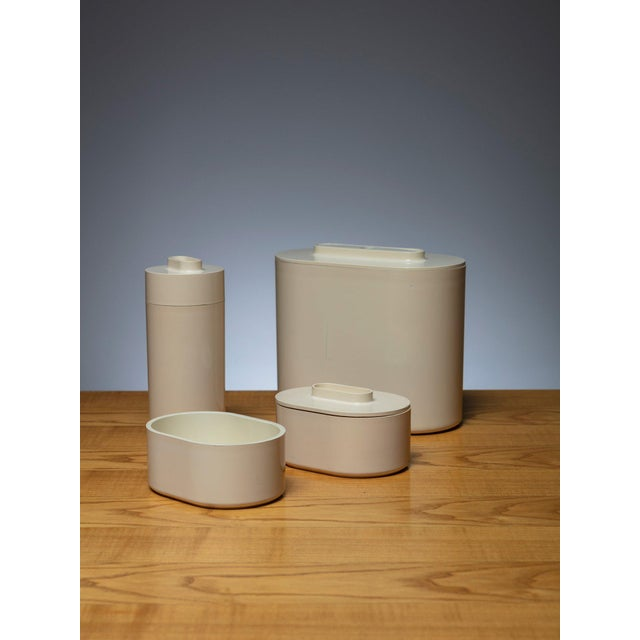 1960s Bar Set by Giotto Stoppino for Kartell For Sale - Image 5 of 5