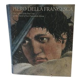 Piero Della Francesca Arezzo Church Frescos Book For Sale