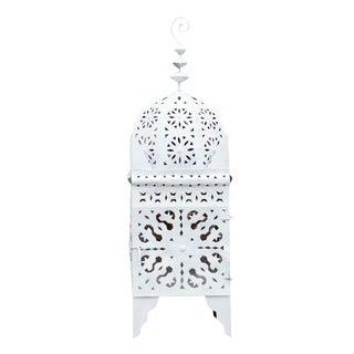 Iron Moroccan Floor Lantern