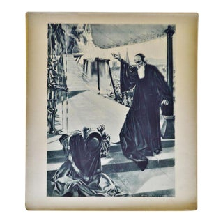 1899 Photogravure of William De Leftwich Dodge's La Juive For Sale