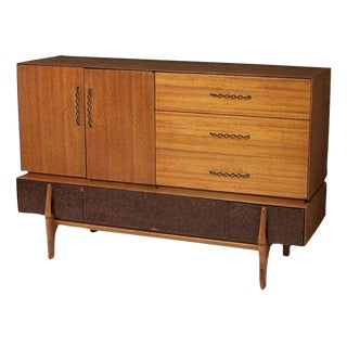 John Keal for Brown Saltman Buffet or Credenza For Sale