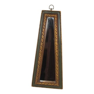 1970s Vintage Mid-Century Accent Mirror For Sale