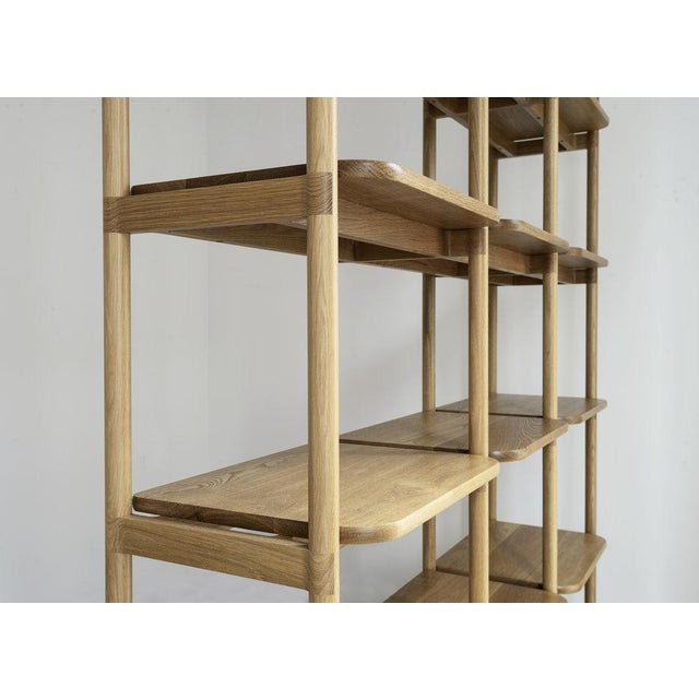 Not Yet Made - Made To Order Radnor Made Mae Shelving For Sale - Image 5 of 6