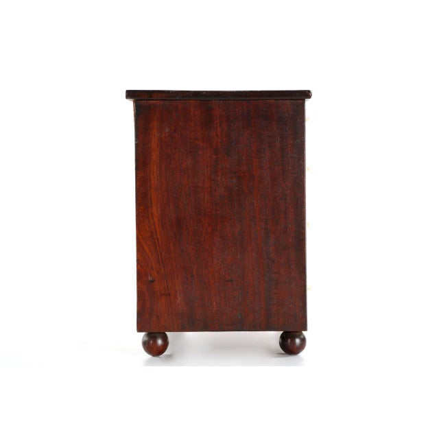 Miniature American Federal Spice Box For Sale - Image 6 of 10