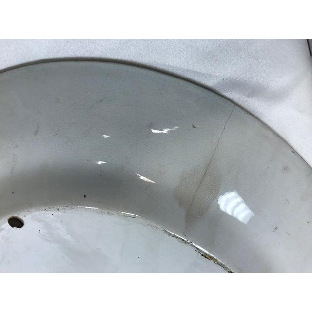 Chinoiserie Ironstone Platter - Image 6 of 6