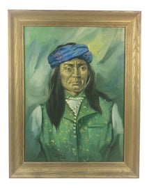 Image of Native American Fine Art