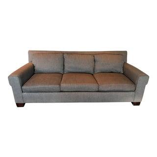 Henredon for Ralph Lauren Gray Penthouse Sofa (2006)