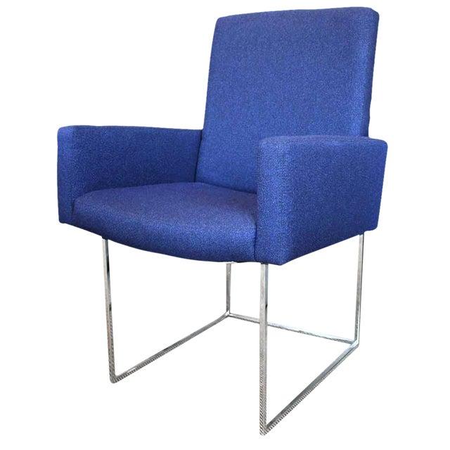 Milo Baughman Thayer Coggin High Back Armchair - Image 1 of 5