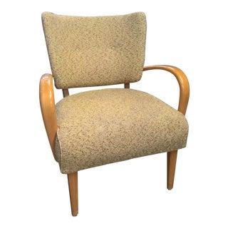Vintage Heywood Wakefield M340c Pull Up Chair