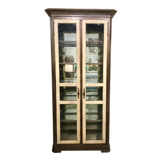 Thomasville Transitional Ancroft Library Cabinet/Display Cabinet For Sale