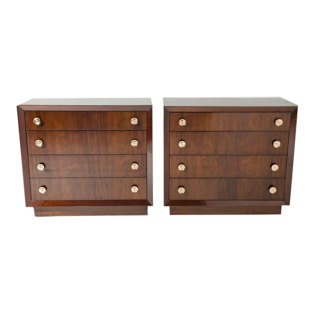 Pair of Bachelor's Chests by Modern Age For Sale