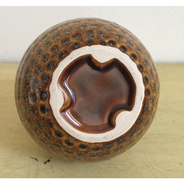 Moroccan Style Round Sienna Boho Chic Bud Vase - Image 4 of 5