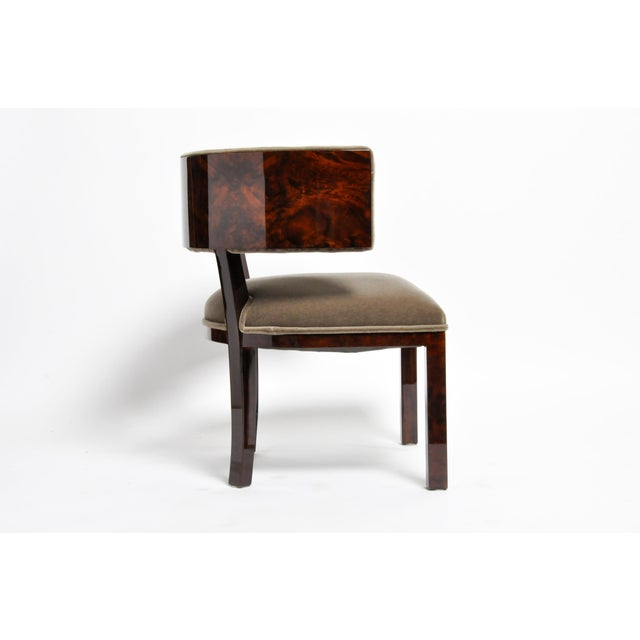 Art Deco Klismo Chair For Sale - Image 3 of 13