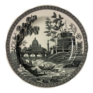 "Spode Archive Collection Georgian Series ""Rome"" Dinner Plate"