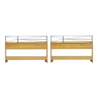 "Pair of ""Planner Group"" Headboards by Paul McCobb For Sale"