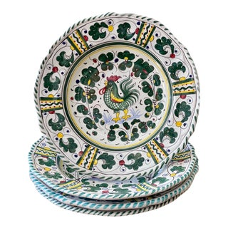 Orvieto Pasta/Soup Bowl, Full Design - Set of 4 For Sale