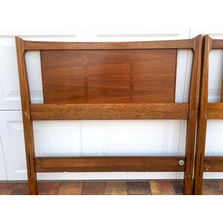 1950s Mid-Century Modern Thomasville Twin Headboards - a Pair Preview