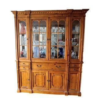 Drexel Heritage Pinehurst Collection China Cabinet