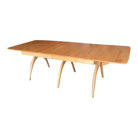 Heywood-Wakefield Drop Leaf Dining Table - Image 1 of 11