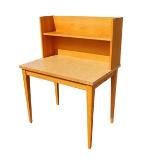 Vintage Mid Century Gaylord Library Desk