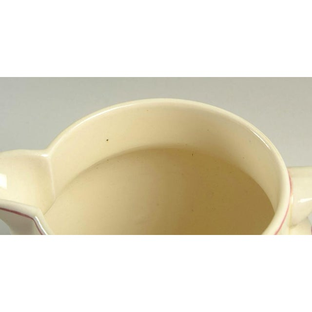 1950s Adams China Alcazar 40 Oz Pitcher For Sale - Image 5 of 8