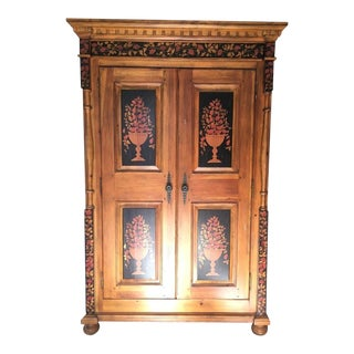 Drexel Heritage Pinehurst Collection Two-Door Cabinet