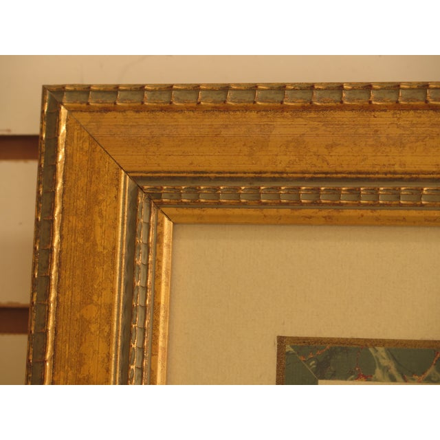 Original John Gould Matted & Gold Framed Colored Etchings - a Pair For Sale - Image 12 of 13