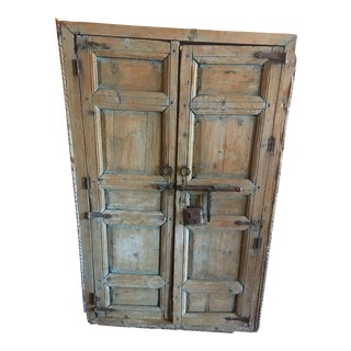 Antique European Shutter Doors For Sale