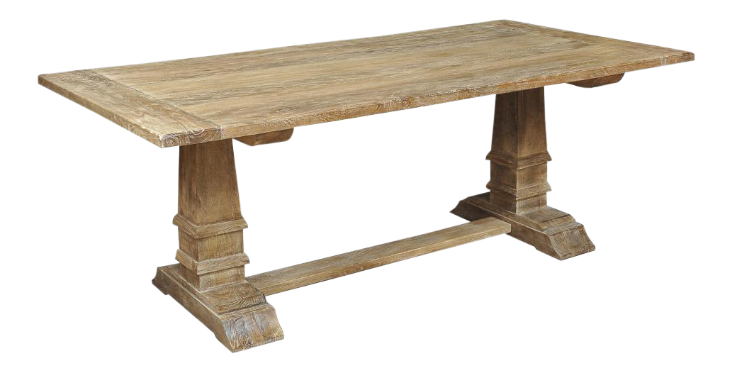 Bell Rock Wooden Dining Table