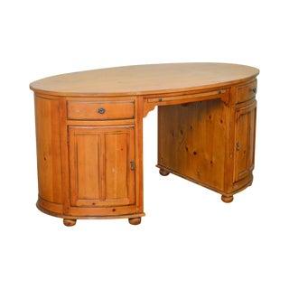 Drexel Heritage Pinehurst Collection Oval Desk