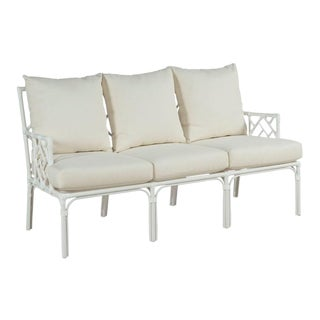 Modern Carlyle Outdoor Sofa For Sale