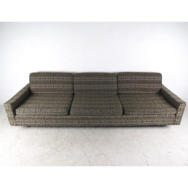 Harvey Probber Harvey Probber Mid-Century Sofa For Sale - Image 4 of 11