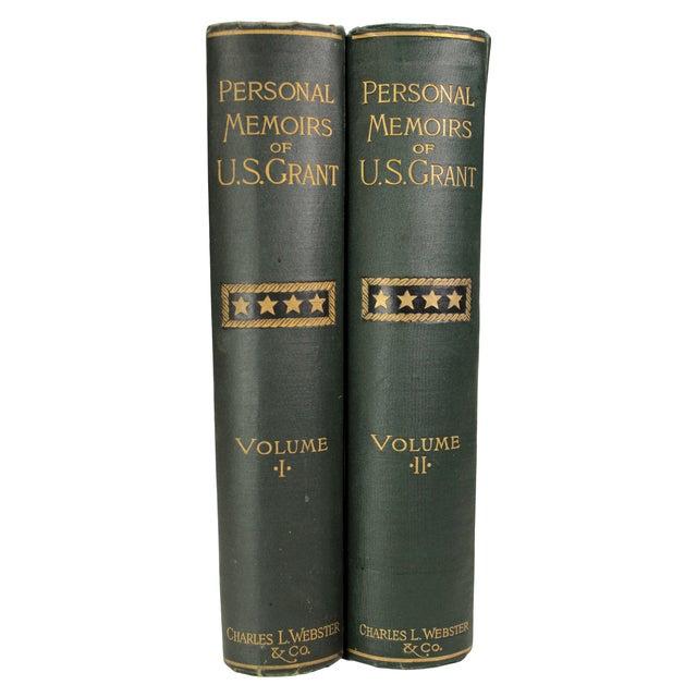 Personal Memoirs of U. S. Grant, First Ed. - Pair - Image 3 of 8