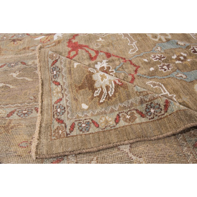 "Persian Sultanabad Rug - 6'4"" x 16'5"" - Image 3 of 10"