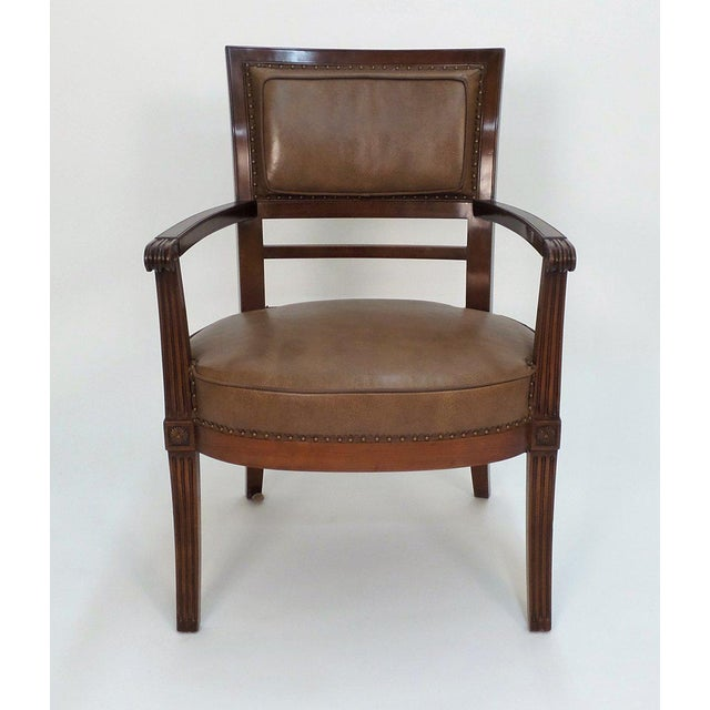 Empire Empire Armchair For Sale - Image 3 of 11